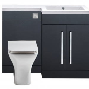 LIFEFURN Toilet/Sink 2